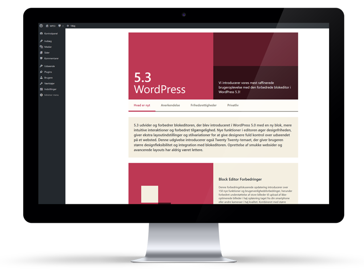SB WordPress kursus