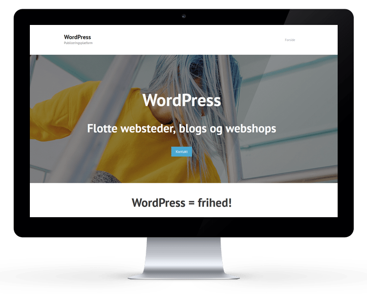 WordPress grundkursus
